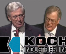 Who Controls the Kochs' Political Network?