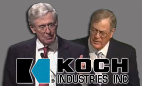 WHO CONTROLS Who Controls the Kochs' Political Network?