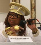 Adora Obi Nweze, President of the NAACP Florida State Conference