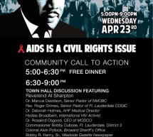 AIDS IS A CIVIL RIGHTS ISSUE