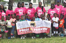 'Pride of Parkway' held an Easter Egg Hunt for the Pre-K and Kindergarten Classes of Broward Estates Elementary.