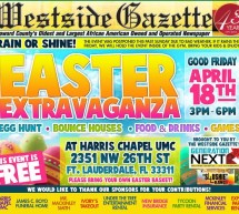 Westside Gazette's Generation Next Easter Extravaganza Good Friday 4/18