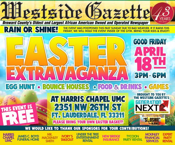 unnamed Westside Gazettes Generation Next Easter Extravaganza Good Friday 4/18
