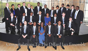 DILLARD HIGH JAZZ Dillard Center for the Arts Jazz Band finishes in top three in National Competition
