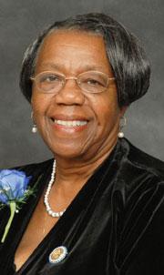 Rep. Gwyndolen Clarke-Reed