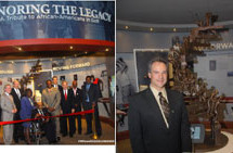 """The World Golf Hall of Fame & Museum in St. Augustine, Florida """"Honoring The Legacy: A Tribute To African Americans In Golf"""""""