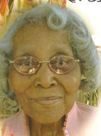 Funeral services for the late Sister Queen E. Hall