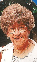 OBIT PAPPY MIZELL Funeral services for the late Ethel Mae Mizell Pappy