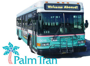 PALM TRAN Palm Tran plagued with late buses, skipped routes, missed connections and discourteous drivers; riders clamor for change
