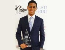 100 Black Men salute to youth: Valedictorian 'Sharod McClendon'