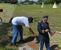 The Dillard High School Class of 1957 Pays Tribute to Veterans