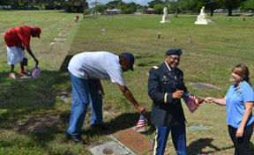 Dillard class 57 pays tribu The Dillard High School Class of 1957 Pays Tribute to Veterans