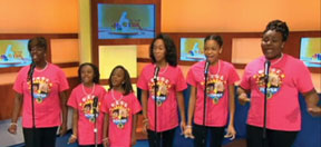 GIRL POWER Girls' Choir of  Miami
