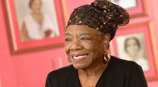Maya Angelou Maya Angelou opened her life to open our eyes