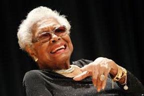 Maya2 A personal tribute to Maya Angelou