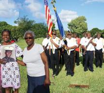 Robert Bethel American Legion Post 220 remembering our soldiers