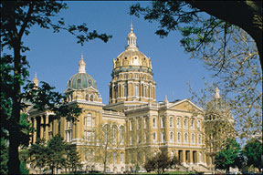 iowa capital  Iowa modernizes HIV criminalization law