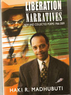Liberation Narratives: New and Collected Poems 1966-2009