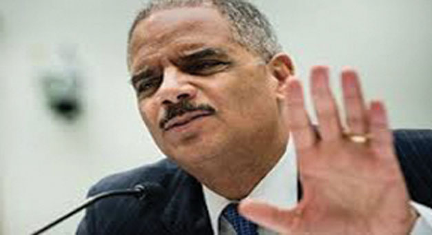 eric holder2 Human rights and faith based groups call for federal investigation into disturbing scalding death at Florida prison