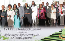 A Plus Foundation's first Emerald Awards Luncheon is a success