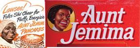 Aunt Jemima 'Aunt Jemima' family files two billion dollar lawsuit against Quaker Oats and Pepsi