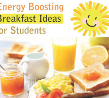 Energy Boosting Breakfast Ideas for Students