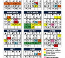2014-2015 School Calendar – Broward County Public Schools
