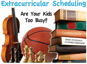EXTRACURRICULAR-SCHEDULING