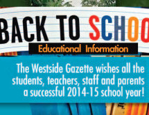 Back To School Education Information