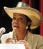 Congresswoman Rep. Frederica Wilson hosts MLKnonviolence forum in spite of political tomfoolery