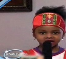 The eight-year-old who speaks eight languages and plays eight instruments