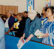 Mt. Hermon AME Church Homecoming Celebration luncheon honors Dillard Alumni 'Classes 1938-1952'