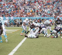 Dolphins open season with a big win over the Patriots 33-20
