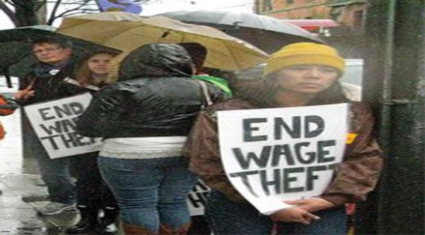 Wage-theft