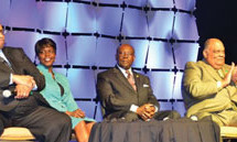 Tom Joyner HBCU Presidential panel: Thriving and surviving