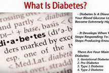 Causes and effects of diabetes and other diseases