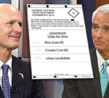 Was there a knockout punch in the first governor's debate?
