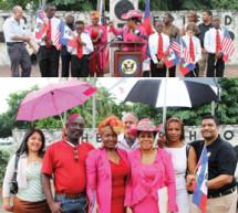 Congresswoman Frederica S. Wilson announces Haitian Family Reunification Parole Program