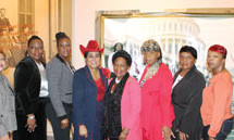 "Congresswoman Frederica S. Wilson Brings Mothers and Families of Murdered Children to the Nation's Capital for the Congressional Black Caucus ""My Brother's Keeper"" Town Hall Meeting"