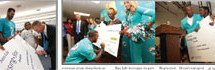 Miami Dolphins, Sun Life Financial present $220,000 in grants & scholarships