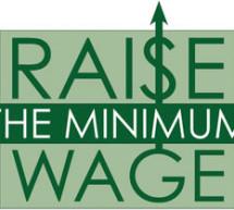 Raising minimum wages would benefit economy