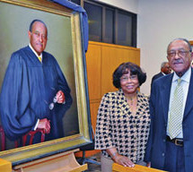 First N.C. State Supreme Court Justice honored