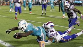 Dolphin-Touchdown