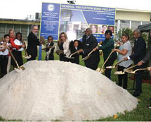 Go Bond, project gets underway at Bunche Park Elementary