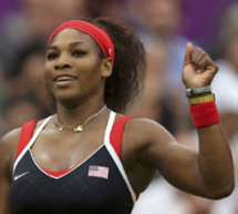Serena Williams hails as the queen of tennis in third WTA win