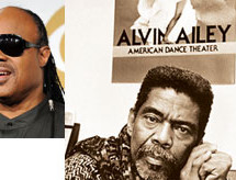 Stevie Wonder, Alvin Ailey to receive Presidential Medal of Freedom