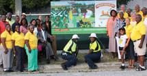 Riviera Beach CRA helps oldest neighborhood grow more beautiful with launch of Community Garden
