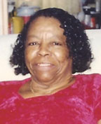 Funeral Services for the late Emma Lue Lockhart
