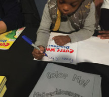 North Carolina Museum of Natural Sciences hosts author and kindergartener, Christopher Isaiah Penn Smith