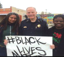 Richmond, Calif. police chief: Why I joined a protest against police brutality